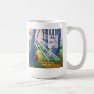 Joshua Talks to God Coverart Coffee Mug