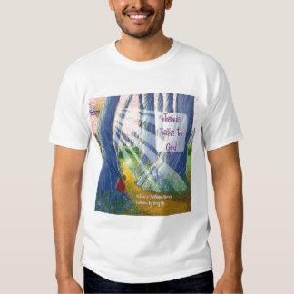 Joshua Talks to God Coverart Shirt