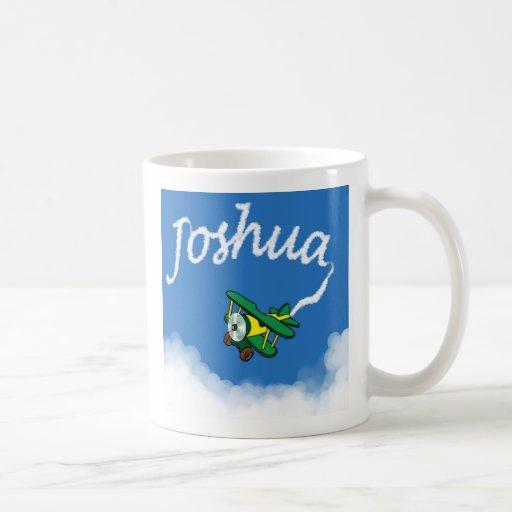 Joshua Taza De Café