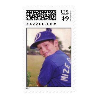 Joshua Teasley Stamp