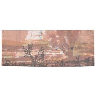 Joshua Tree Art Mojave Desert Wallet