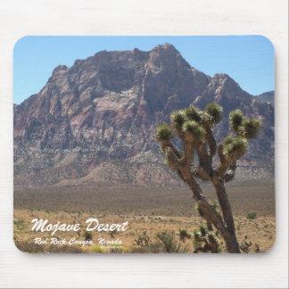 Joshua Tree at Red Rock Canyon, Mojave Desert Mouse Pad