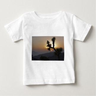 Joshua Tree at sunset Baby T-Shirt