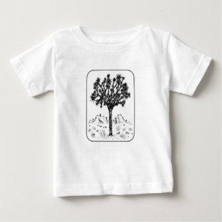 Joshua Tree (Border) Baby T-Shirt