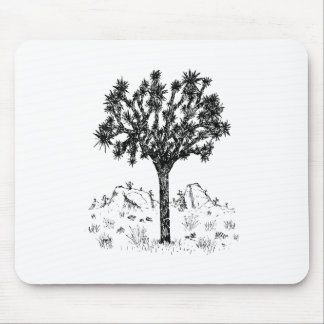 Joshua Tree (Day) Mouse Pad