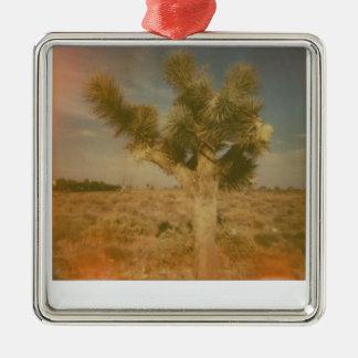 Joshua Tree Decorated Christmas Ornaments