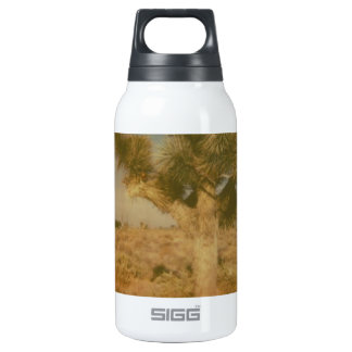 Joshua Tree Decorated Insulated Water Bottle