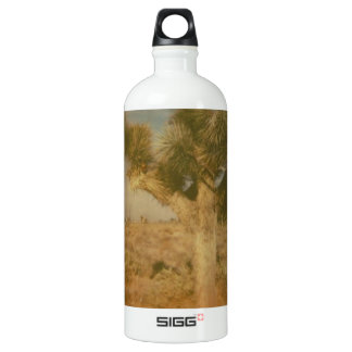 Joshua Tree Decorated Water Bottle