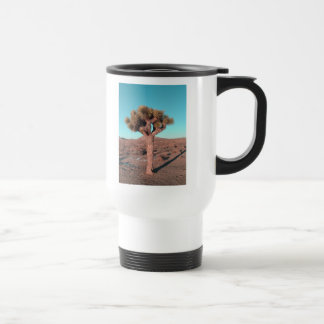Joshua Tree 15 Oz Stainless Steel Travel Mug