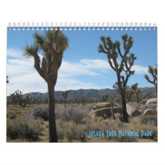 Joshua Tree National Park 2018 Calendar