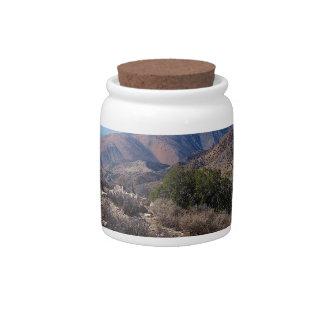 Joshua Tree National Park 3 Candy Jar