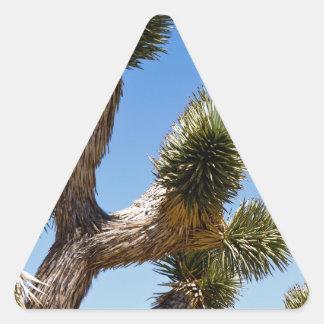 Joshua Tree National Park 6 Triangle Sticker