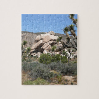 Joshua Tree National Park 7 Jigsaw Puzzle