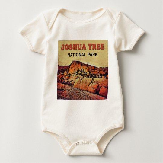 JOSHUA TREE National Park Baby Bodysuit