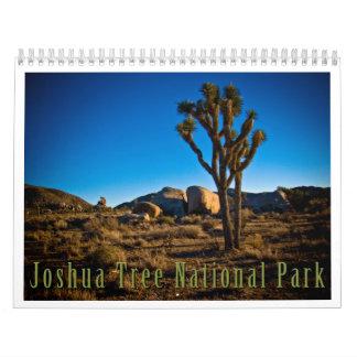 Joshua Tree National Park Calendar