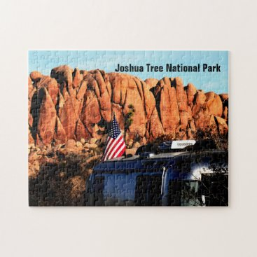 Joshua Tree National Park, California Jigsaw Puzzle
