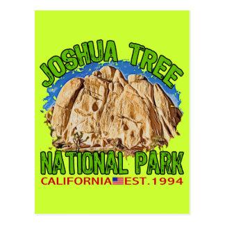 Joshua Tree National Park California Postcards