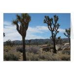 Joshua Tree National Park Card