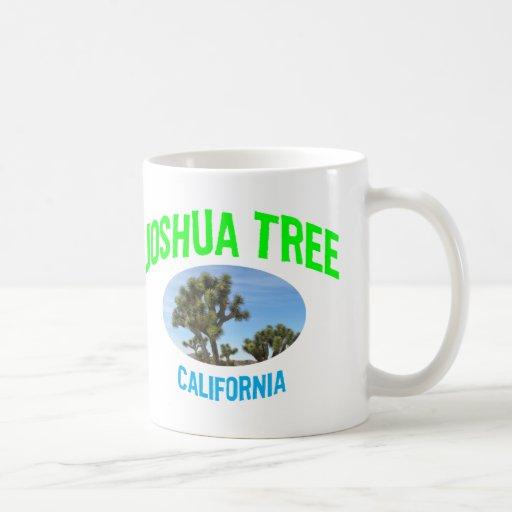 Joshua Tree National Park Classic White Coffee Mug