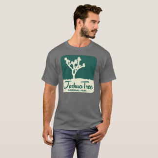 Joshua Tree National Park - Green T-Shirt