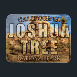 "Joshua Tree National Park Magnet<br><div class=""desc"">Features the backcountry of California&#39;s Joshua Tree National Park.</div>"