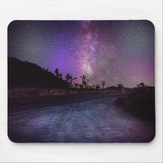 Joshua tree National Park milky way Mouse Pad