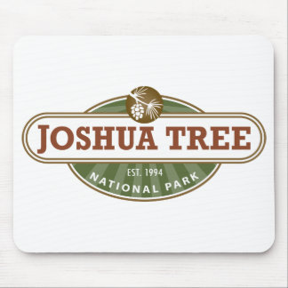Joshua Tree National Park Mouse Pad