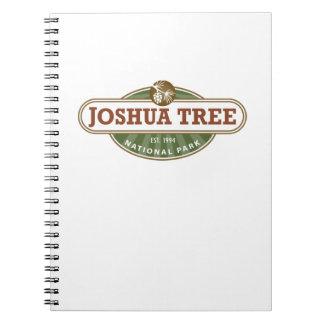 Joshua Tree National Park Note Books