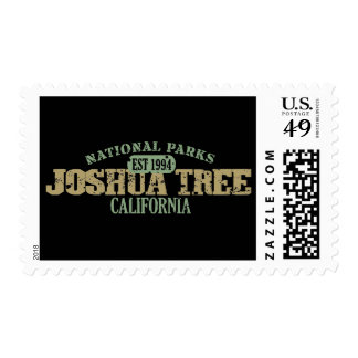 Joshua Tree National Park Stamp