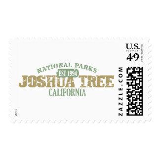 Joshua Tree National Park Stamps