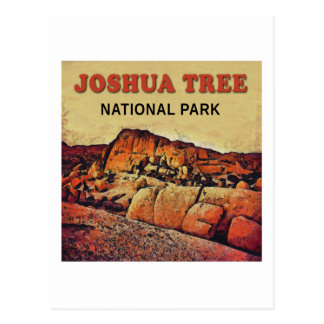 JOSHUA TREE National Park Post Card