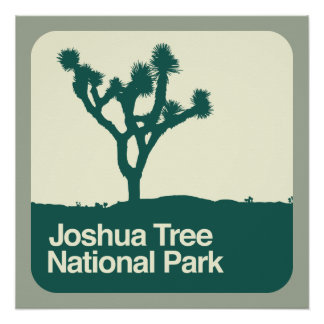 Joshua Tree National Park Poster