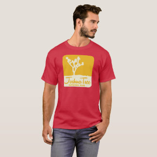 Joshua Tree National Park - Yellow T-Shirt