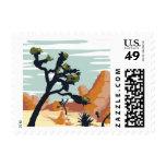 Joshua Tree Postage Stamps