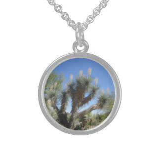 Joshua Tree Sterling Silver Necklace