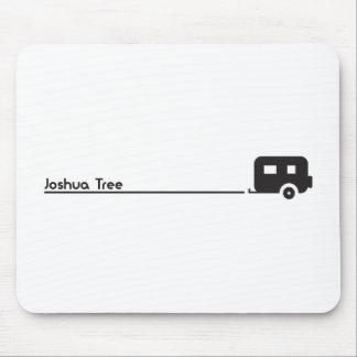 Joshua Tree Trailer Camping Mouse Pad