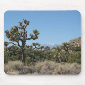 Joshua Tree View Mouse Pad