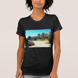 Joshua Trees and Rocks T-Shirt