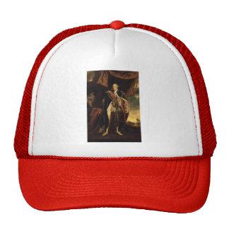 JoshuaReynolds-Portrait of Prince William Augustus Hat