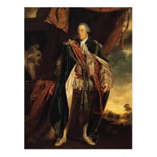 JoshuaReynolds-Retrato de príncipe Guillermo Augus Tarjeta Postal