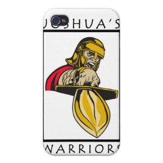 Joshua's Warriors iPhone 4 iPhone 4 Cover