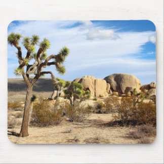 Joshue tree beautiful scenery mouse pad