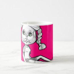 Josie: Beach Bum Coffee Mug