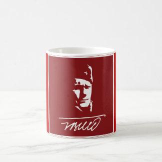 JOSIP BROZ TITO YUGOSLAVIA CLASSIC WHITE COFFEE MUG