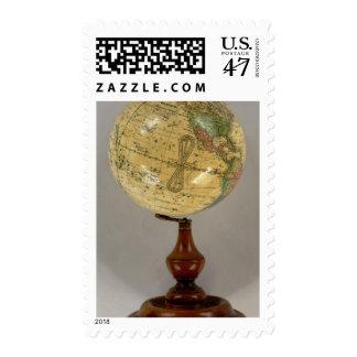 Joslin's Six Inch Terrestrial Globe 2 Postage Stamp