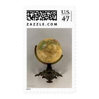 Joslin's Six Inch Terrestrial Globe 3 Postage Stamp