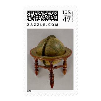 Joslin's Six Inch Terrestrial Globe Postage
