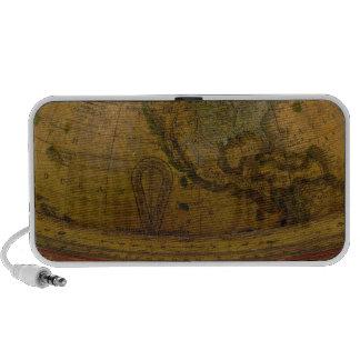 Joslin's Six Inch Terrestrial Globe iPod Speakers