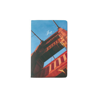 Jot GG Bridge Pocket Moleskine Notebook