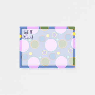 Jot It Down! Mini Size Post-it Notes